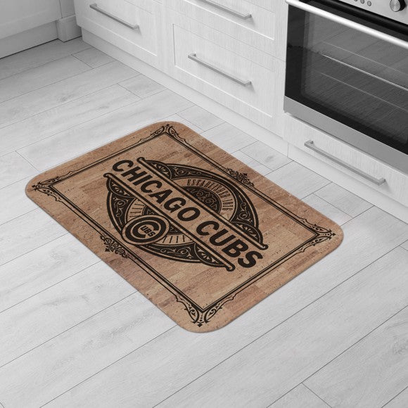 "MLB - Chicago Cubs Cork Comfort Mat 18"" x 30"""