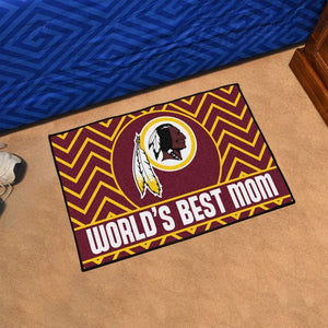 "NFL - Washington Redskins Starter Mat 19"" x 30"""