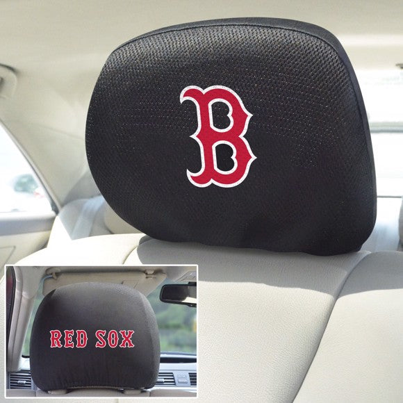 MLB - Boston Red Sox Headrest Cover 10