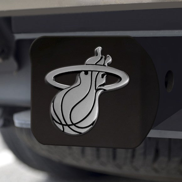 "NBA - Miami Heat Hitch Cover 3.4"" x 4"""