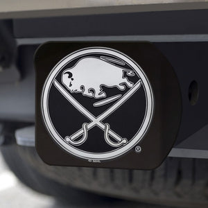 "NHL - Buffalo Sabres Hitch Cover 3.4"" x 4"""