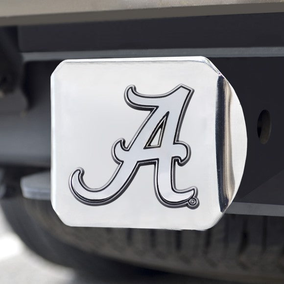 "Alabama Hitch Cover 3.4"" x 4"""