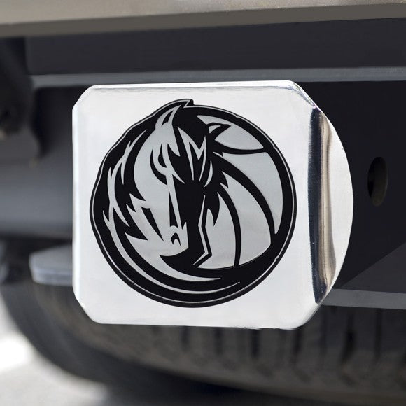 "NBA - Dallas Mavericks Hitch Cover 3.4"" x 4"""