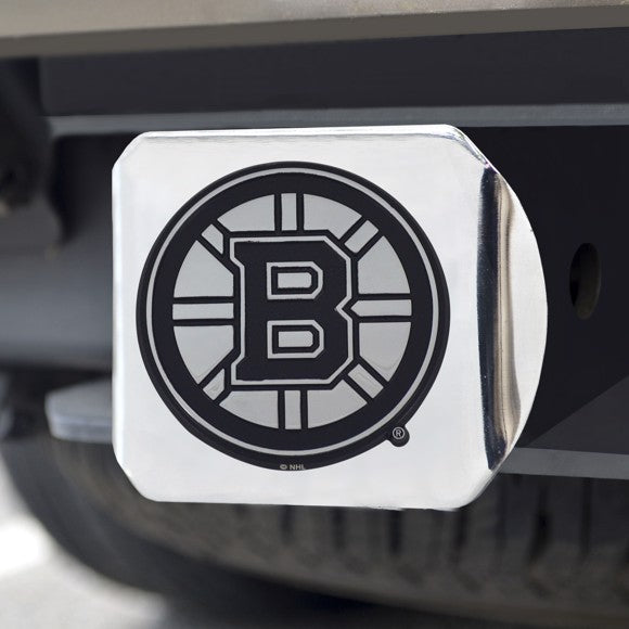 NHL - Boston Bruins Hitch Cover 3.4
