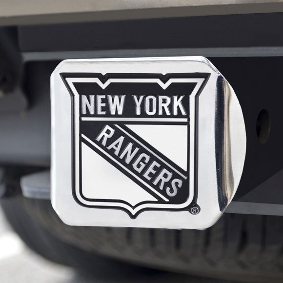 NHL - New York Rangers Hitch Cover 3.4