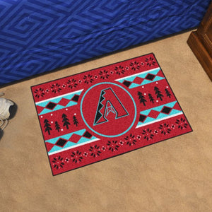 "MLB - Arizona Diamondbacks Starter - Holiday Sweater Starter 19"" x 30"""