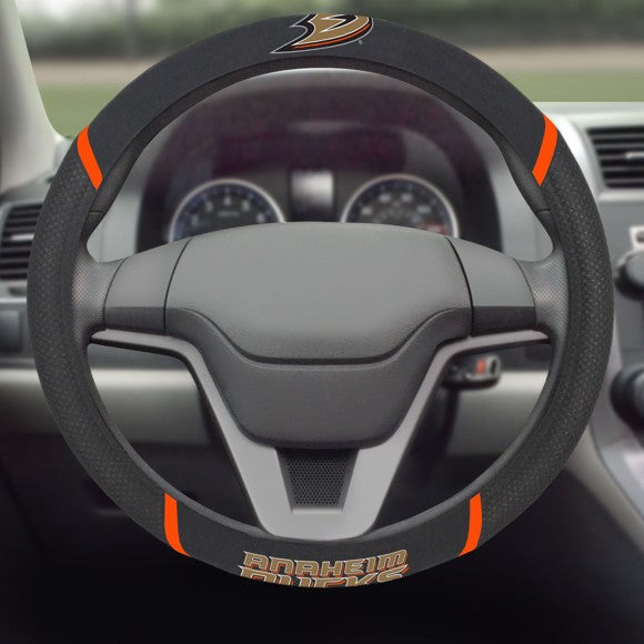 NHL - Anaheim Ducks Steering Wheel Cover 15