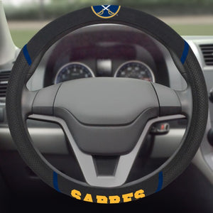 "NHL - Buffalo Sabres Steering Wheel Cover 15"" x 15"""