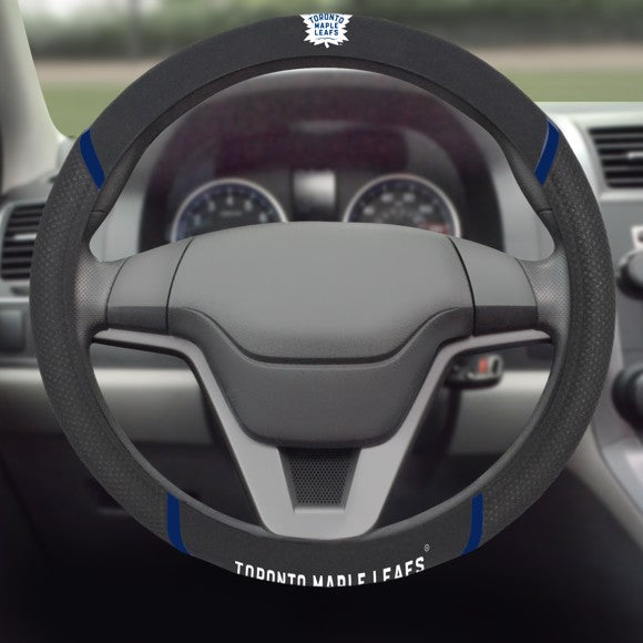 NHL - Toronto Maple Leafs Steering Wheel Cover 15