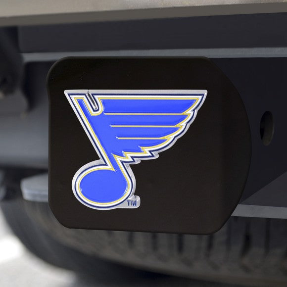 "NHL - St. Louis Blues Hitch Cover 3.4"" x 4"""