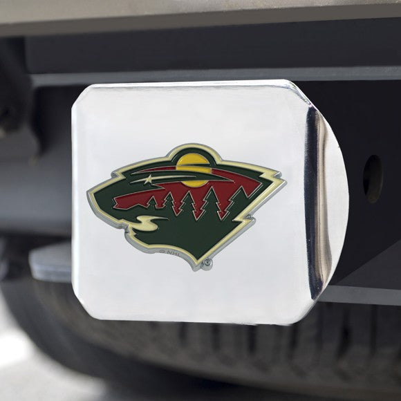 NHL - Minnesota Wild Hitch Cover 3.4