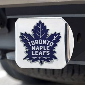 "NHL - Toronto Maple Leafs Hitch Cover 3.4"" x 4"""