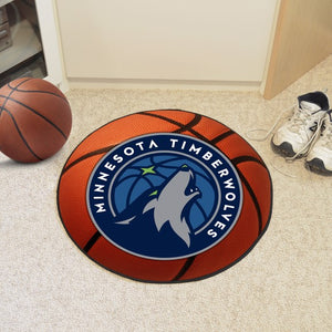 NBA - Minnesota Timberwolves Basketball Mat 27""