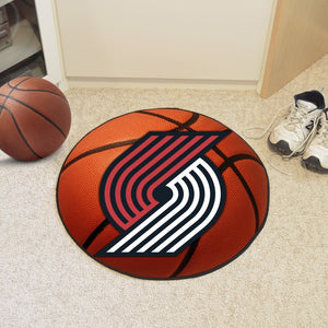 NBA - Portland Trail Blazers Basketball Mat 27""