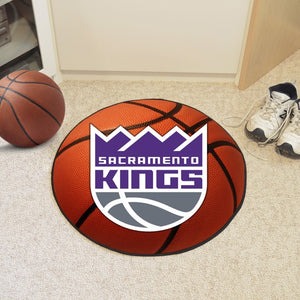 NBA - Sacramento Kings Basketball Mat 27""