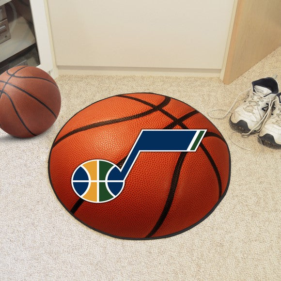 NBA - Utah Jazz Basketball Mat 27""