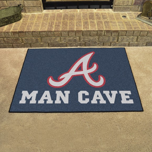 MLB - Atlanta Braves Man Cave All Star 33.75
