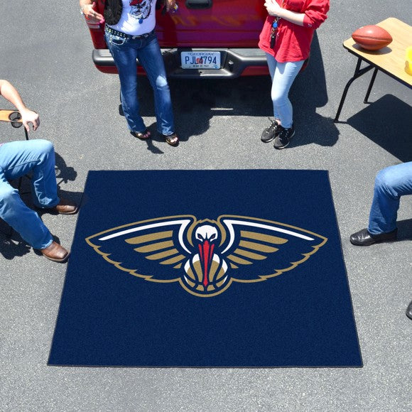 NBA - New Orleans Pelicans Tailgater Mat 59.5