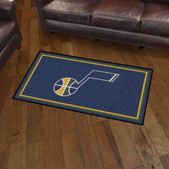 NBA - Utah Jazz 3'x5' Plush Rug 3' x 5'