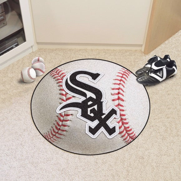 MLB - Chicago White Sox Baseball Mat 27""