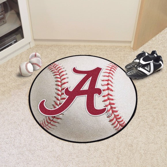 Alabama Baseball Mat 27