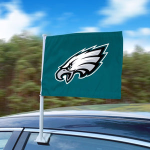 "NFL - Philadelphia Eagles Car Flag 11"" x 14"""