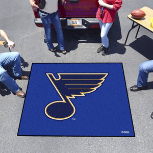 "NHL - St. Louis Blues Tailgater Mat 59.5"" x 71"""