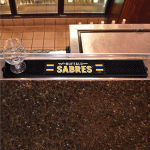 "NHL - Buffalo Sabres Drink Mat 3.25"" x 24"""