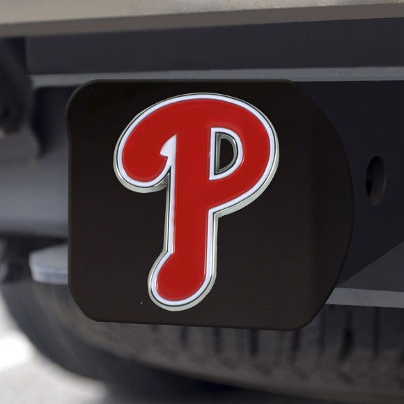 "MLB - Philadelphia Phillies Hitch Cover 3.4"" x 4"""