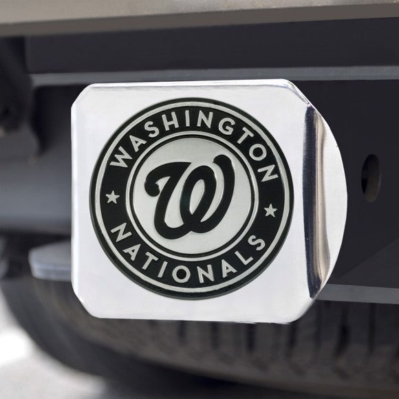 MLB - Washington Nationals Hitch Cover 3.4