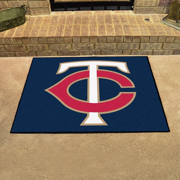"MLB - Minnesota Twins All Star Mat 33.75"" x 42.5"""