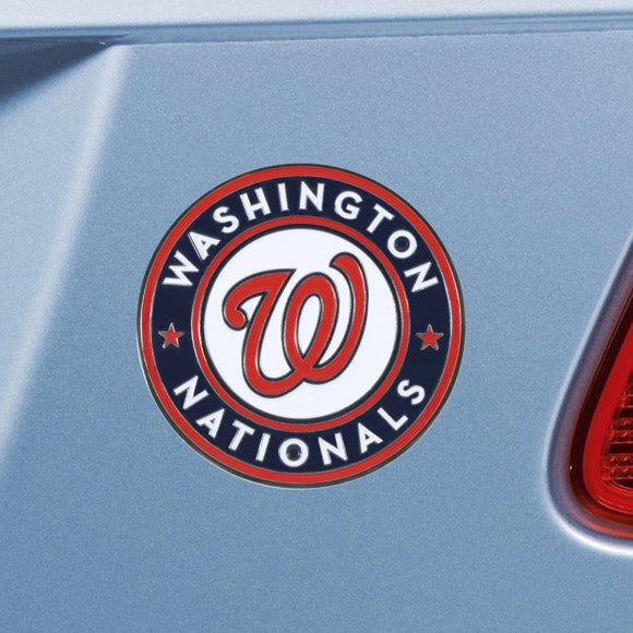 MLB - Washington Nationals Emblem - Color 3