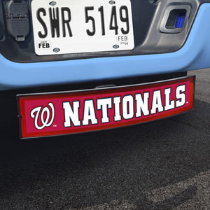 "MLB - Washington Nationals Light Up Hitch Cover 21"" x 9.5"""