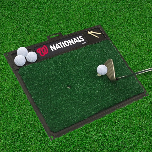 MLB - Washington Nationals Golf Hitting Mat 20