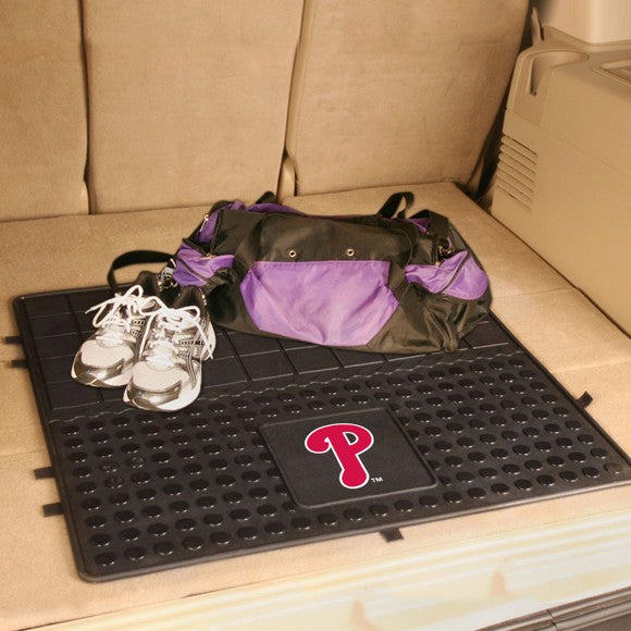 "MLB - Philadelphia Phillies Cargo Mat 31"" x 31"""