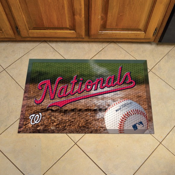 MLB - Washington Nationals Scraper Mat 19