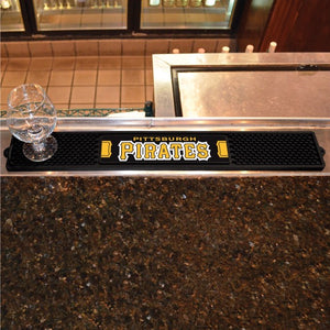 "MLB - Pittsburgh Pirates Drink Mat 3.25"" x 24"""
