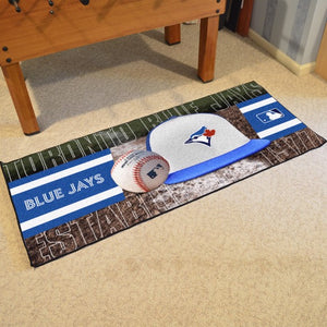 "MLB - Toronto Blue Jays Baseball Runner 30"" x 72"""