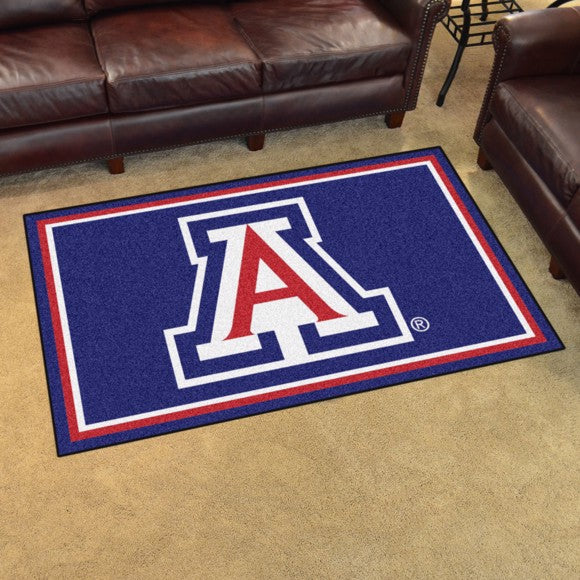 "Arizona 4'x6' Plush Rug 44"" x 71"""