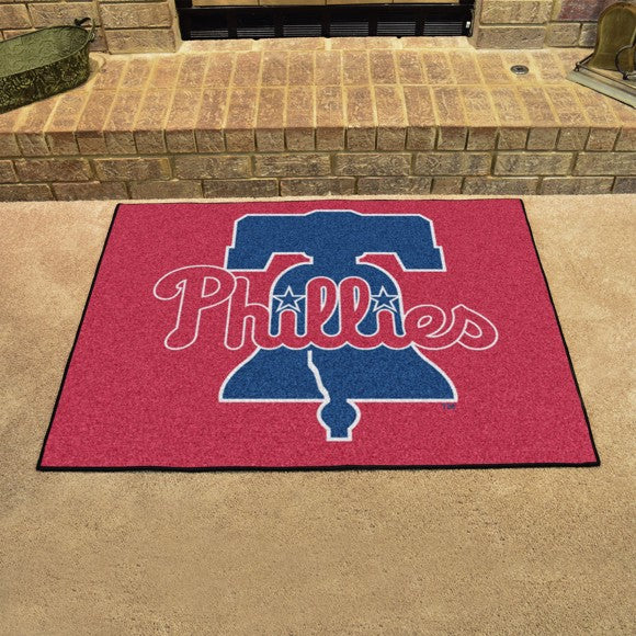 "MLB - Philadelphia Phillies All Star Mat 33.75"" x 42.5"""