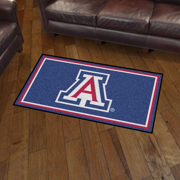 Arizona 3'x5' Plush Rug 3' x 5'