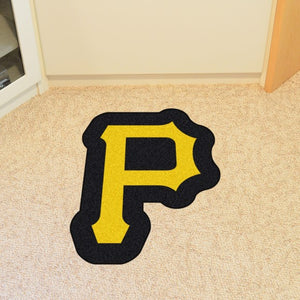 "MLB - Pittsburgh Pirates Mascot Mat 30"" x 39"""