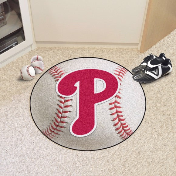 MLB - Philadelphia Phillies Baseball Mat 27""