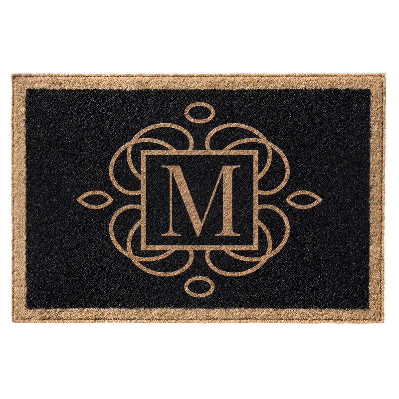 Premium Welcome M Squared Mat Black
