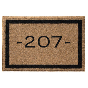 Premium Welcome Home Mat Gold
