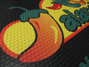 Rubber Traction Logo Mats