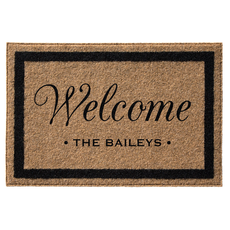 Premium Welcome Mat Gold