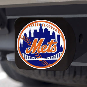 "MLB - New York Mets Hitch Cover 3.4"" x 4"""
