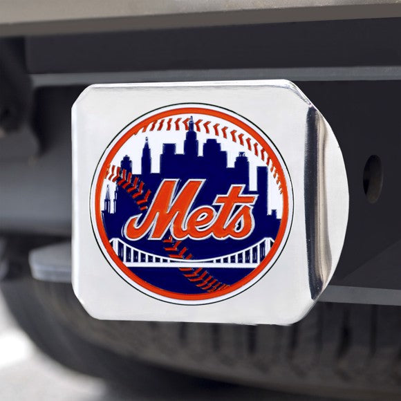 MLB - New York Mets Hitch Cover 3.4