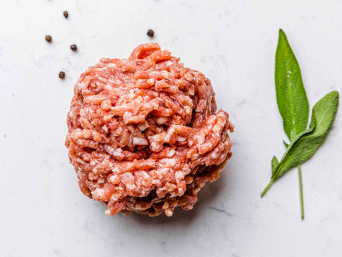 Ethical Farmers pasture raised chicken mince